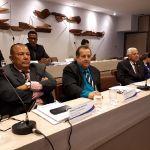 Reunião na Federação do Comércio: Eleição da próxima Diretoria